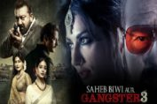 Saheb, Biwi Aur Gangster 3 Movie Review Collection Cast and Detail