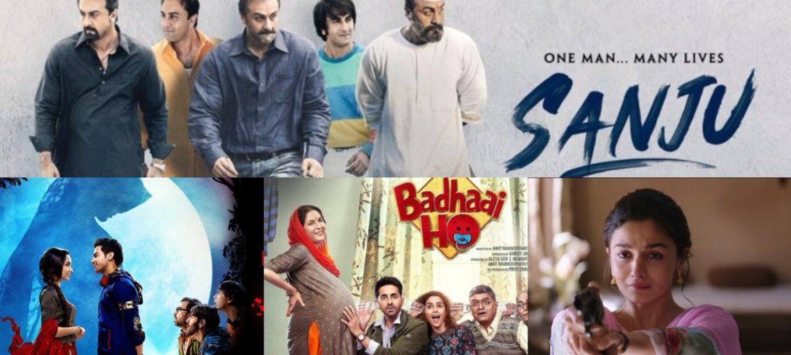 Bollywood Top Hits 2018