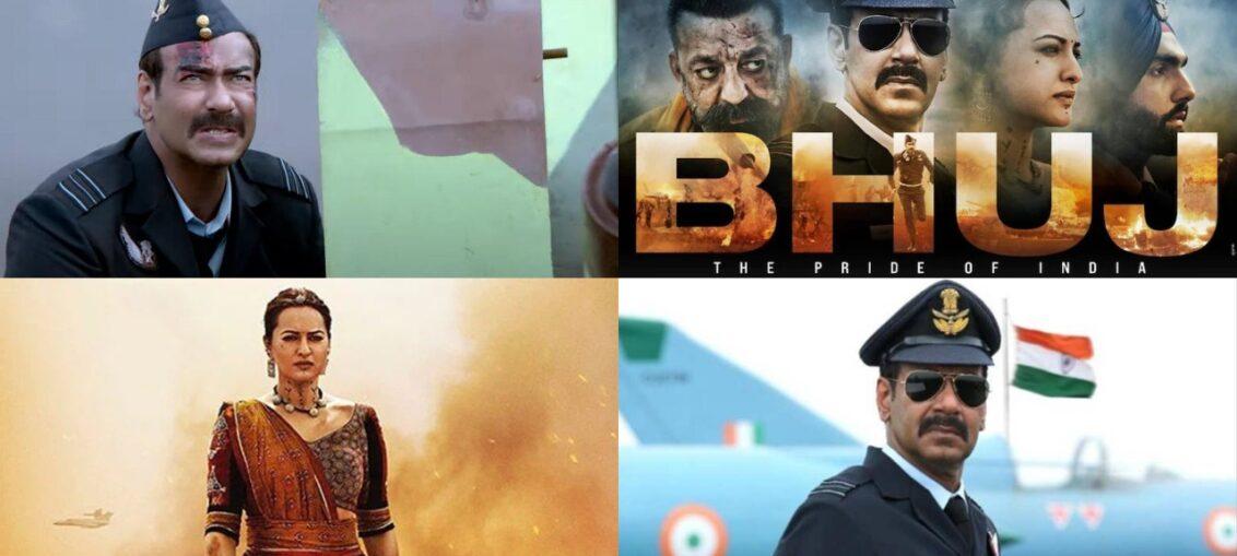 Bhuj: The Pride of India 2021